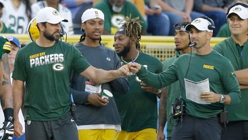 Packers' Matt LaFleur says he 'can't fathom' Aaron Rodgers not in Green Bay