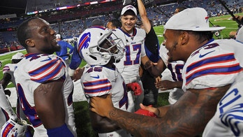 Ex-rugby star turned Buffalo Bills player scores with first touch in preseason debut