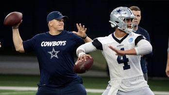 Kitna returns to NFL with Cowboys, seeks growth in Prescott