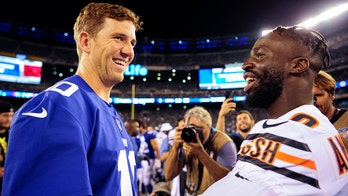 Giants may not have to worry about Eli getting hurt anymore