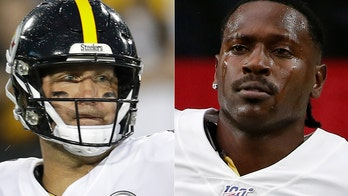 Antonio Brown denies he was ever friends with Ben Roethlisberger