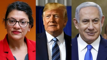 Trump suggests 'setup' after Tlaib rejects Israel's invite: 'Israel acted appropriately!'