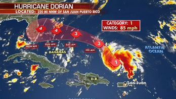 Hurricane Dorian wreaks havoc on travel, forces cruise ships to reroute, airlines to waive fees