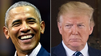 Trump campaign fires back after Obama claims credit for economic boom