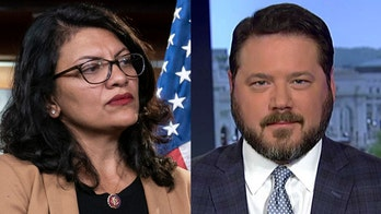Ben Domenech: Tlaib-Omar Israel remarks make Dems 'hypocrites' if they only denounce Trump rhetoric