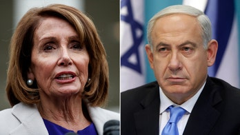 Pelosi calls decision to ban 'Squad' members 'beneath the dignity' of Israel