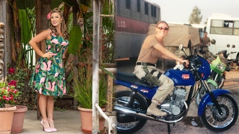 Pin-Ups for Vets: 'You can be a hero and wear red lipstick'