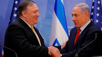 Pompeo backs Israel's right to defend itself from Iran threats after Syria airstrike