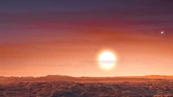 Possible 'Super-Earth' planet discovered nearly 4 light years away from Earth