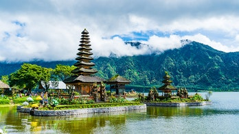 Tourists at ancient temple in Bali blasted for 'disgusting' actions with holy water