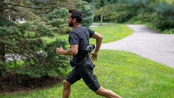 Revolutionary 'robo suit' developed to boost walking and running