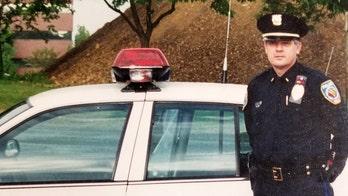 Susquehanna Township Police Lt. Robert 'Bo' McCallister persevered despite decades of pain after being shot