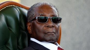 Tucker Carlson pressures US Embassy to delete tweet praising brutal dictator Robert Mugabe