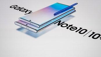Samsung unveils new Galaxy Note 10 phones