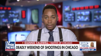 Gianno Caldwell says it's time to 'speak up' following Chicago's deadliest weekend of year