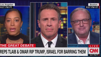 CNN commentator to Republican guest: 'White men who think like you' are the 'greatest terrorist threat' in US