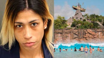 Former Disney World employee accused of sneaking into Typhoon Lagoon locker room, stealing from workers