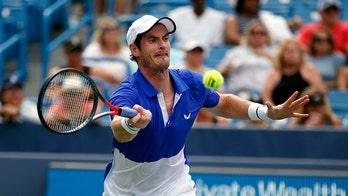 Murray loses in first round at Cincinnati in singles return