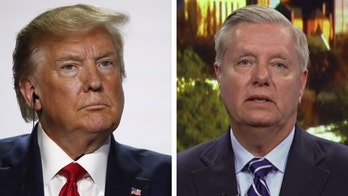 On Syria, Trump accuses Graham of wanting 'to stay in the Middle East for the next thousand years'