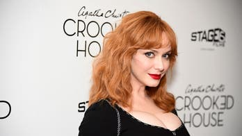Christina Hendricks' hand featured on 'American Beauty' poster, actress says