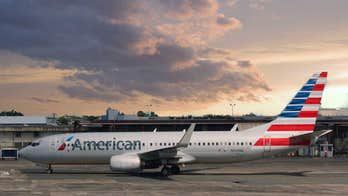 American Airlines flight diverted to Denver after unruly passenger lights up cigarettes, yells 'you're all screwed'