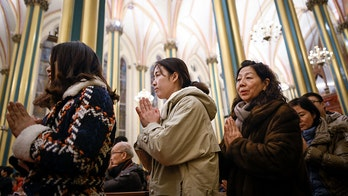 First Chinese Catholic bishop ordained with blessing of Pope Francis and Beijing