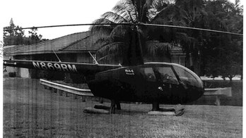 Man fights Florida city's citation for landing a helicopter in backyard