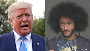 Trump: I'd 'love' to see Kaepernick play in the NFL again 'if he's good enough'