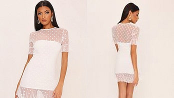 Online fashion brand mocked for dress that only a 'grapefruit' could wear