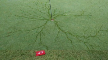 North Carolina golf club congratulates God -- and lightning bolt -- for 'almighty hole in 1'