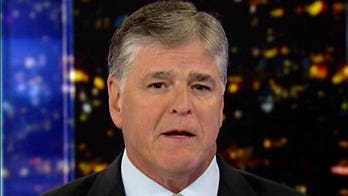 Hannity: Biden a 'nonstop human gaffe machine' who got a tepid endorsement from wife