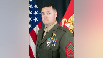 Marine killed in action in Iraq is ID'd by Pentagon