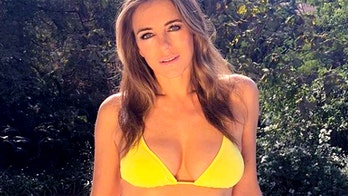 Elizabeth Hurley doesn't age