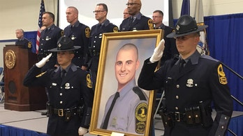 Being Virginia State Police Trooper Lucas Dowell's friend was 'the greatest pleasure of my life,' sister says