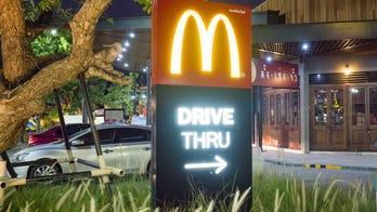McDonald's worker reportedly burned by fiery dollar bill
