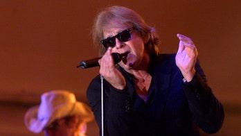 Singer Eddie Money reveals he has stage 4 esophageal cancer