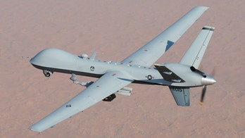 US military drone shot down over Yemen, official confirms
