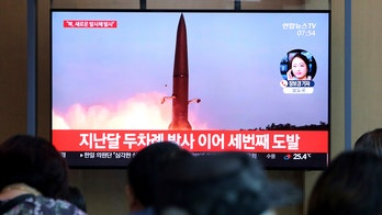 North Korea test-fires weapons again Friday, South Korea says