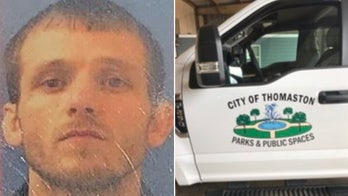 Escaped Georgia prison gang inmate James 'Hot Rod' Owenby is captured by police, officials say