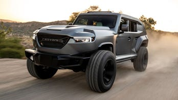 The $349G Rezvani Tank X is a mutant Jeep ready for the end of the world