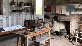 Descendants of 2 African slaves to spend night inside reconstructed North Carolina slave cabin