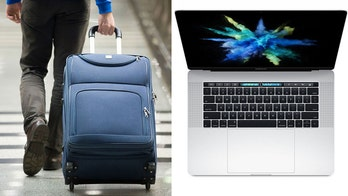 FAA bans certain Macbook Pro laptops over fire risk concerns