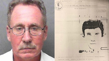 Arrest made in decades-old Florida rape after victim reminds police about case