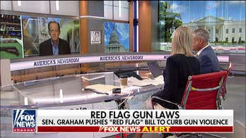Sen. Toomey says gun background check loopholes must be closed, won't back assault weapons ban