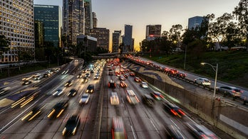 An L.A. driver may have invented the best traffic hack ever