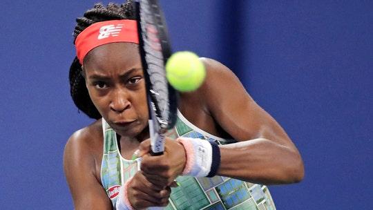 Coco Gauff reaches 1st WTA quarterfinal in Linz
