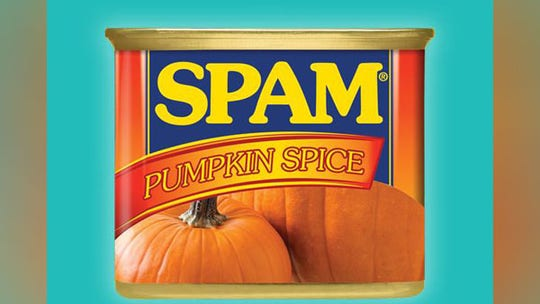 Fry up some Pumpkin Spice Spam to celebrate the fall season