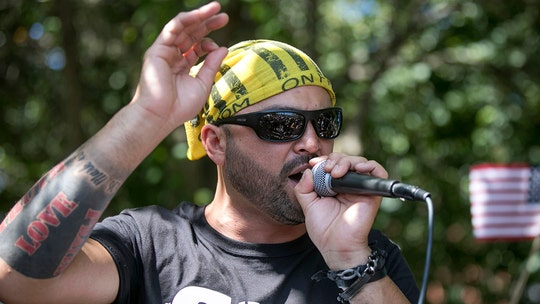 Patriot Prayer leader Joey Gibson arrested on eve of Portland, Ore., protests