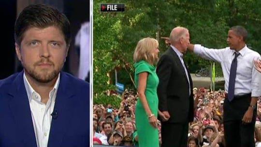 Buck Sexton: Joe Biden 'riding on the fumes' of Obama presidency