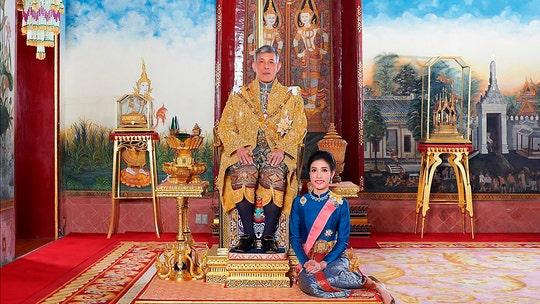 Thailand's king self-quarantining in Germany with 20 women, servants: reports